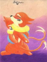 Buizel's Forced Love