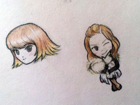 taengoo cartoon sketch by raretak