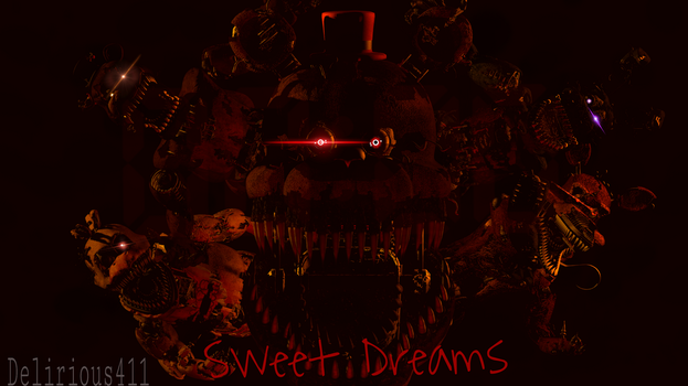 Sweet Dreams by Delirious411