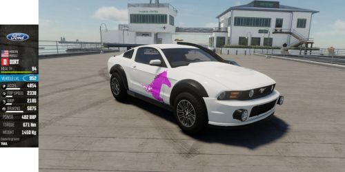 The Crew Ford Mustang 2011 Setup by thetnknownbrony