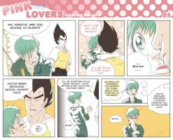 Pink Lovers 01 - VxB doujin by nenee