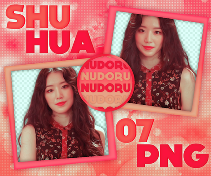 PACK PNG #5 - SHUHUA by NUDORUPNGS