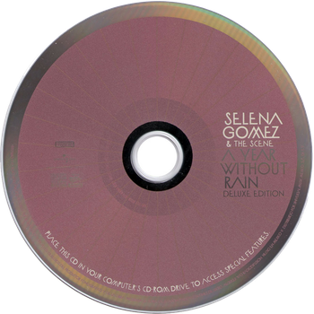 A Year Without Rain (Deluxe Edition) -Selena Gomez by TostadoraMusicPacks