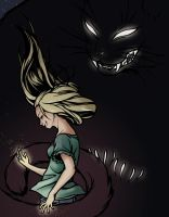 Second Witch of Wilheim Illo by Tallychyck