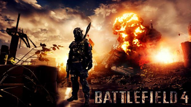 The New Times | Battlefield 4 Wallpaper by Xxplosions