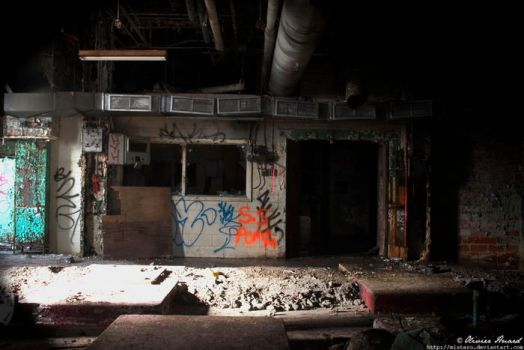 Dow Brewery 3 by UrbanExploration