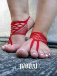 Barefoot 521 by AzarielVos