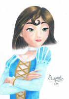 Tangled Before Ever After - Cassandra by Elveariel