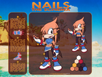 ::CE:: Nails outfit concept by FOX-POP