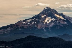 Mt. Hood by CyclicalCore