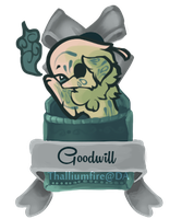 December 7 - Goodwill JR (teaser Chibi) by Thalliumfire