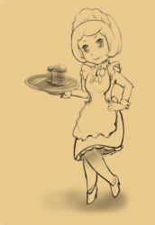 Sketchbook - Madolche Marmalmaide by AmmoBot-HB