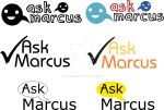 Ask Marcus Logo 1 by StephanieNicole1002