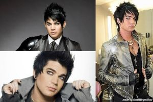 Adam Lambert Wallpaper 10 by SmallWingedSoul