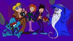Goober and the Ghost Chasers by AmazingTrout
