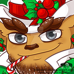.:Pandergast - Christmas Icon Of Perfection:. by Blizzard-Chill