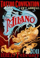milano tattoo convention by pier365