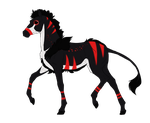5361 Halloween Padro Design for horses0101 by casinuba