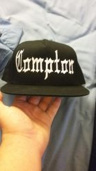 Not Really Straight Outta Compton by AnthroMan106