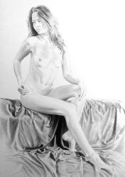 A nice nude by Terence-P by stevie-wydder
