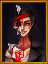 The Wolf Among Us - Bloody Mary by SuperLazy7