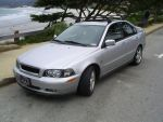 Volvo S40 in Carmel California by Partywave