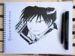 Roy Mustang by bloodberi