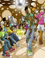 90's Party by RecsFX