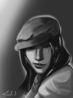 Portrait from imagination by Zeth-09
