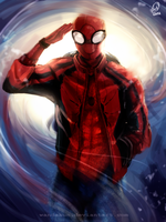 Spiderman Homecoming! by WANDAKUN