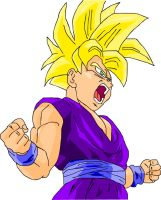 gohan loding up by picoom
