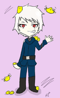 Chick Magnet. by Nomy-chan