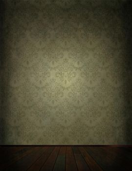 1048 Empty Room 02 by Tigers-stock