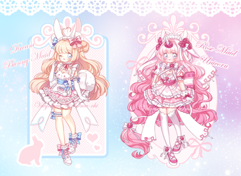 [CLOSED] Collab adopts with Oma-chi by Valyriana