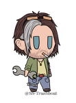 Commission // Bolt Chib by SS-Trashboat