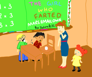 The Girl Who Farted Marsh... by Datura-Stramonium