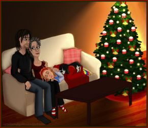 My submission for the USS Caryl winter challenge by SweetSandy