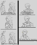 The Neutral Face Of Displeasure by re-11