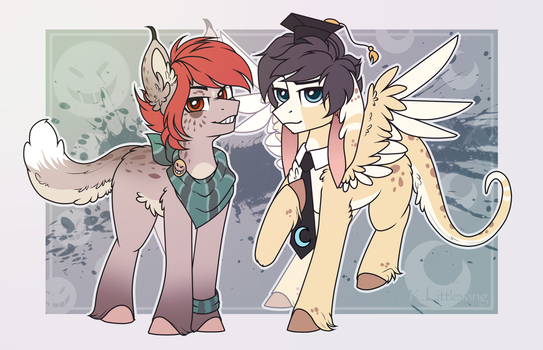 Partners in Crime by Kate-Littlewing