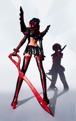 Kill la Kill - Infinite by tajfu