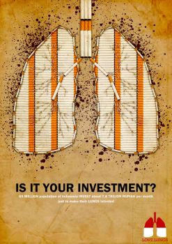 Lungs Investment? by psebastians