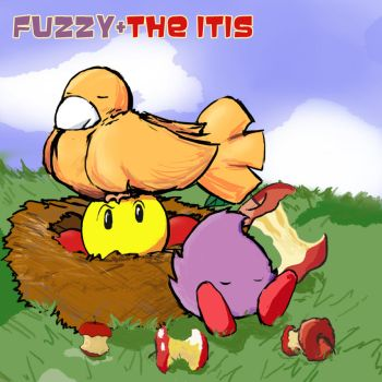 FUZZY+The Itis by CentralCityTower