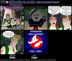 Ghostbusters.nuts Issue 13 by kingpin1055