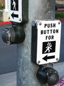 Push Button For Cube by Kilo-Monster