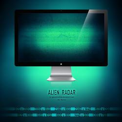 Alien Radar by specialized666