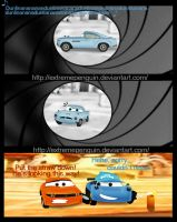 Intro to McMissile_Bond style by ExtremePenguin