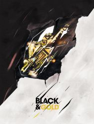 Black and Gold by slayyou2
