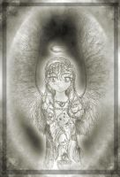 .:The Angel in the Light:. by kentuski