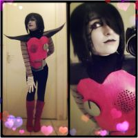 Mettaton - Undertale by AlicexLiddell