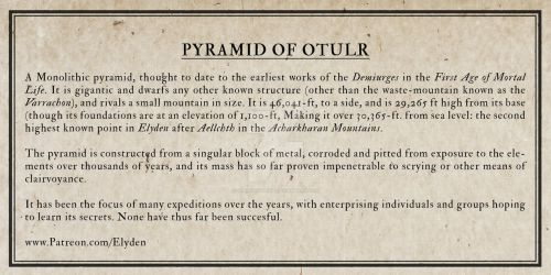 The Pyramid of Otulr by vorropohaiah